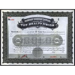 California - The Realty Union Incorporated.
