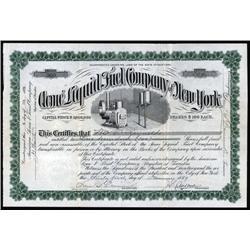 New York - Acme Liquid Fuel Company of New York