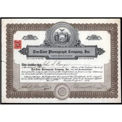New York - Tru-Tone Phonograph Company, Inc.