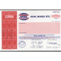 Oregon - Mail Boxes Etc.