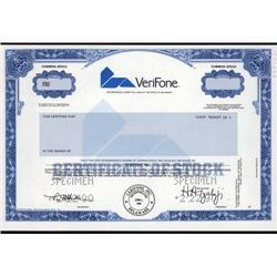 - VeriFone, Incorporated.