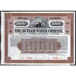 Pennsylvania - Butler Water Company