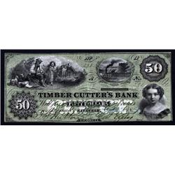 Georgia - Timber Cutter's Bank. Savannah.