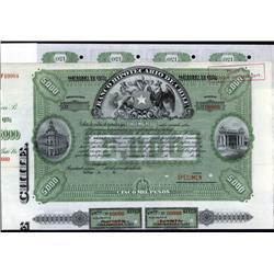 Chile - Banco Hipotecario De Chile Bond