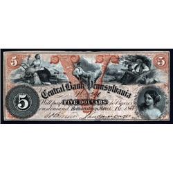 Pennsylvania - Central Bank of Philadelphia. Holidaysburg.