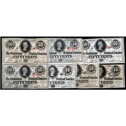 - CSA Fifty Cent Assortment.