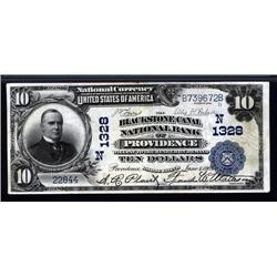 Rhode Island - Providence, RI, $10 1902 Date Back, Ch.#1328.