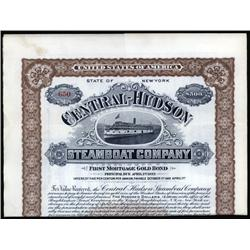 New York - Central-Hudson Steamboat Co.
