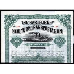 Connecticut - Hartford and New York Transportation.