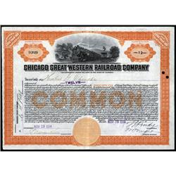 Illinois - Chicago Great Western Railroad Co.