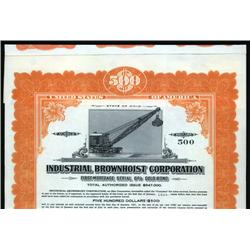 Ohio - Industrial Brownhoist Corporation.