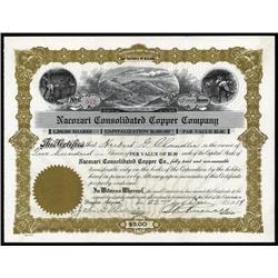 Arizona - Nacozari Consolidated Copper Co.