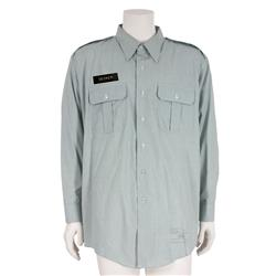 MARS ATTACKS – General Decker (Rod Steiger) Military Shirt with Nametag