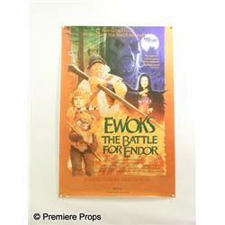 EWOKS THE BATTLE FOR ENDOR - Poster