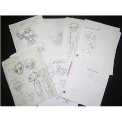STAR KID - Script, Artwork & Storyboards