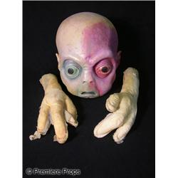 STAR KID - Trelkin Make Up Head and Hands