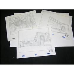 EWOKS - Background Sketches