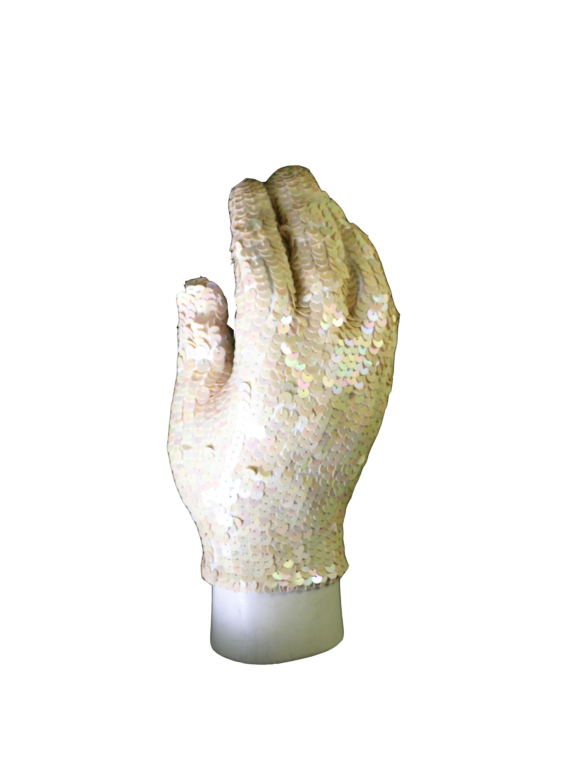 One Of Michael Jacksons White Gloves To Go Up For Auction