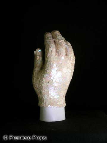White Sequin Glove | Costume accessories, Halloween