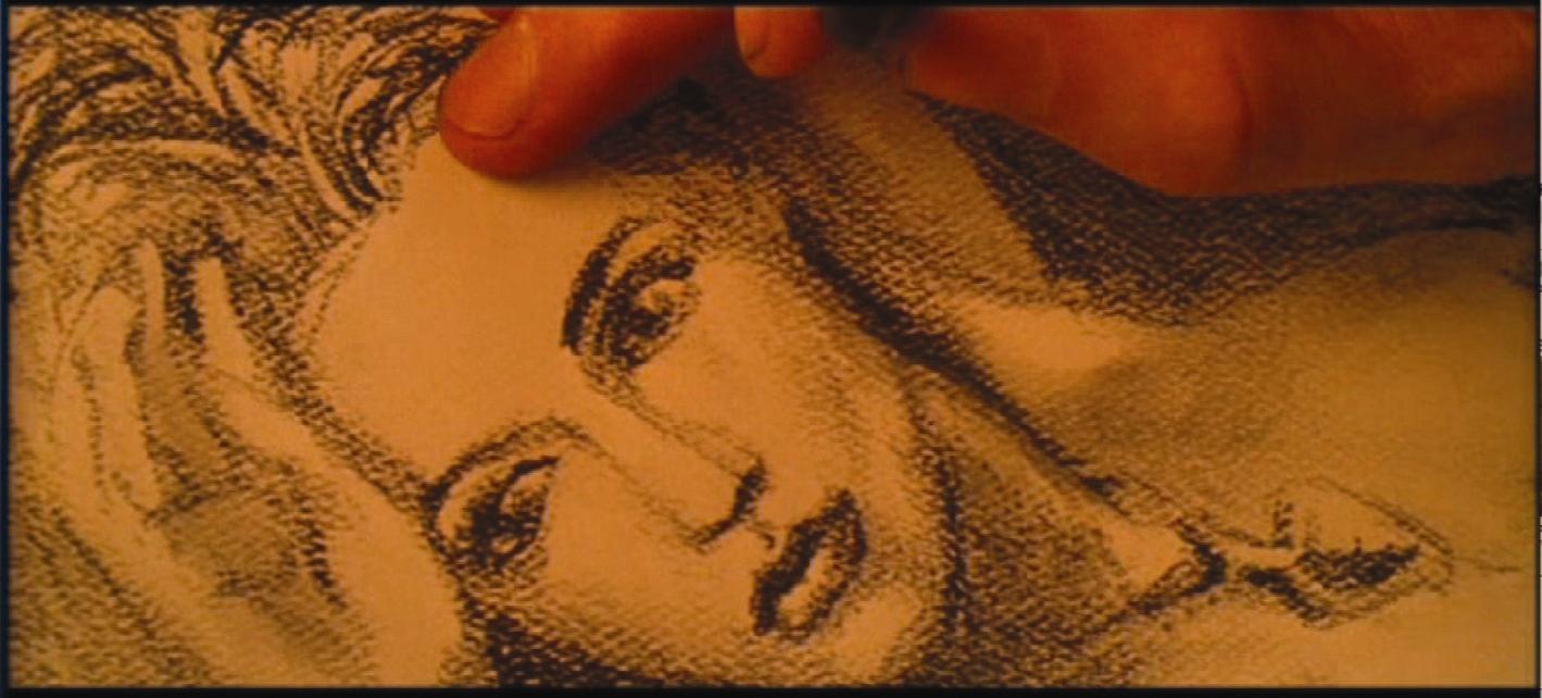 Titanic Kate Winslet As Rose Drawing
