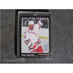 THE BROADWAY BRAWLER - Bruce Willis Hockey Card