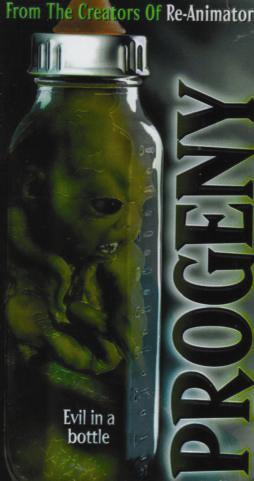 PROGENY - Alien Baby Puppet