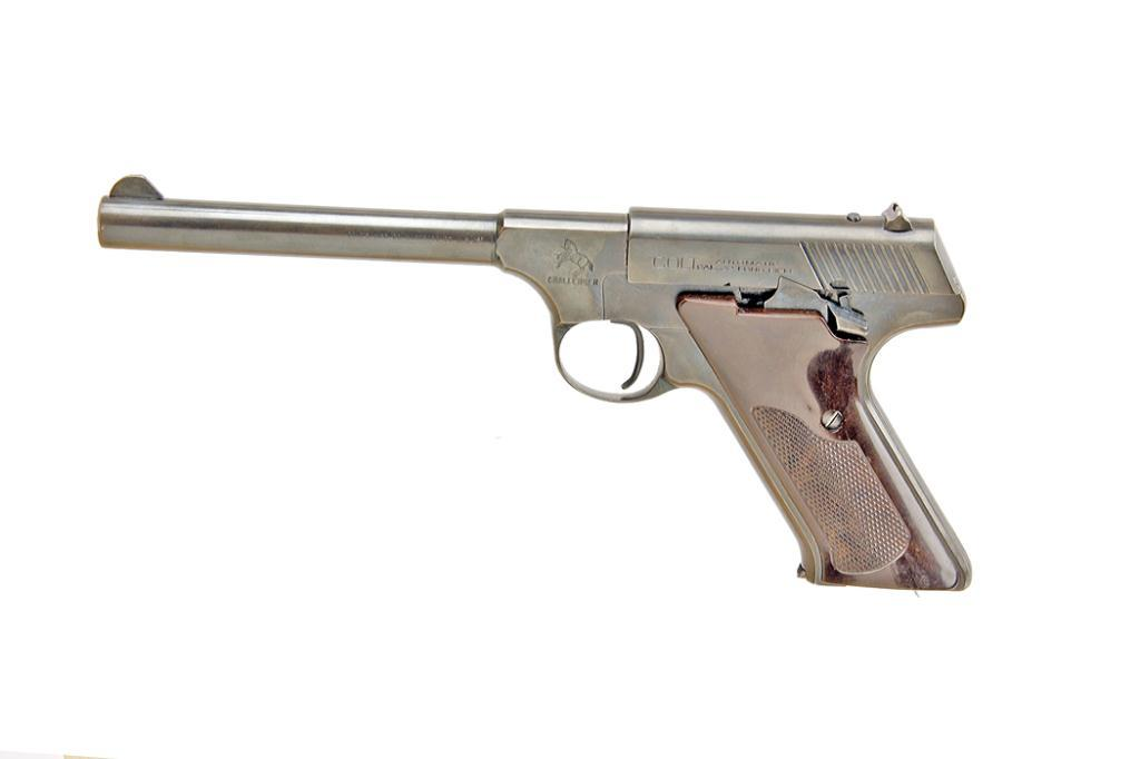 Colt Challenger Cal  22LR SN:46728C Less expensive