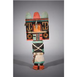 Hopi Indian - Kachina Doll (Circa 1930's)