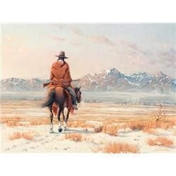 Warren, Melvin - Return of the Hunter (1920-1995)
