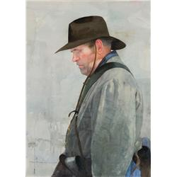 Mitchell, Dean - Confederate Soldier (b. 1957)