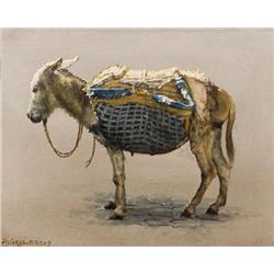 Hulings, Clark - Berber Burro (1922-2011)