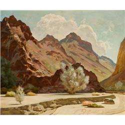 McGrew, R Brownell - Desert Forms (1916-1994)
