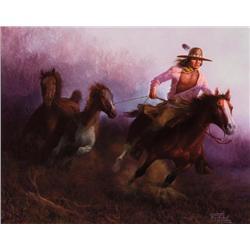 DeHaan, Chuck - Comancheros (b. 1933)