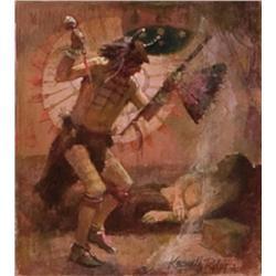 Riley, Kenneth - The Healer (b. 1919)
