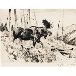 Rungius, Carl - The Traveler (1869-1959)
