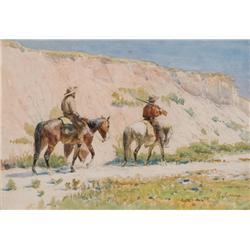 Lorenz, Richard - Headed Out (1885-1915)