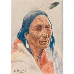 Seltzer, O.C. - Crow Elder (1877-1957)