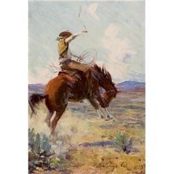 Gollings, William - Sagebrush Jaunt (1878-1932)