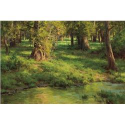 Aspevig, Clyde - Summer Green (b. 1951)
