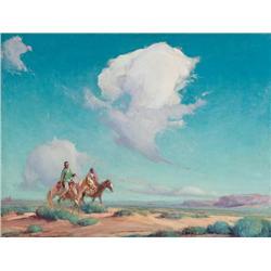 Cassidy, Gerald - Navajo Travelers (1879-1934)