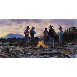 Matthews, William - ORO Campfire (b. 1948)