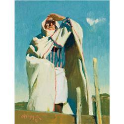 Moyers, John - Looking West (b. 1958)