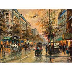 Cortes, Edouard - Les Grands Boulevard (1882-1969)