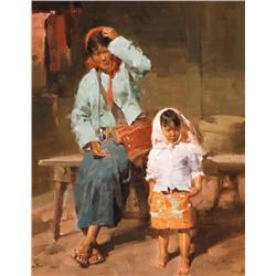 Situ, Mian - First Market (b. 1953)