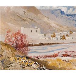 Ellis, Fremont - Old Santa Anna Pueblo (1897-1985)