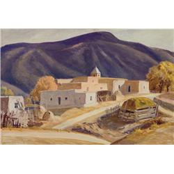 Parsons, Sheldon - Chimayo  (1866-1943)