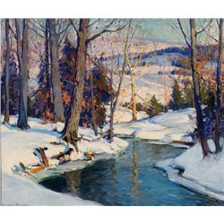 Gruppe, Emile - Coming of Spring (1896-1978)