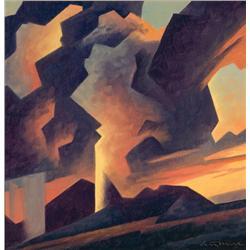 Mell, Ed - Desert Strike (b. 1942)