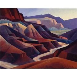 Mell, Ed - Rainbow Hills (b. 1942)