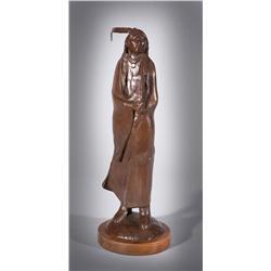 Houser, Alan - Woman of the Plains (1914-1999)